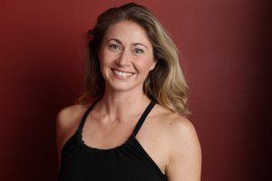 Kerstin Portscher, Anusara inspired™ Yogalehrerin aus München